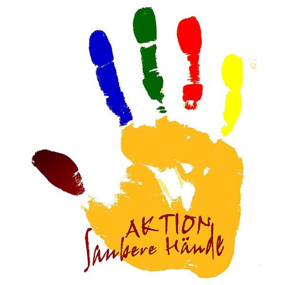Aktion Saubere Hände