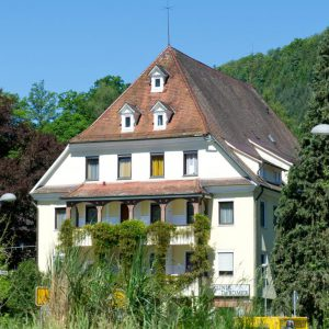 Haupthaus Dr. Römer Kliniken