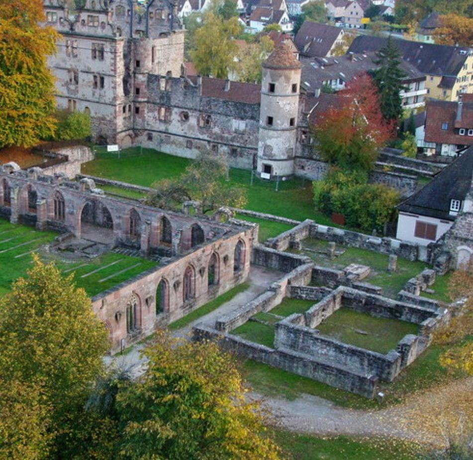 Hirsau Kloster